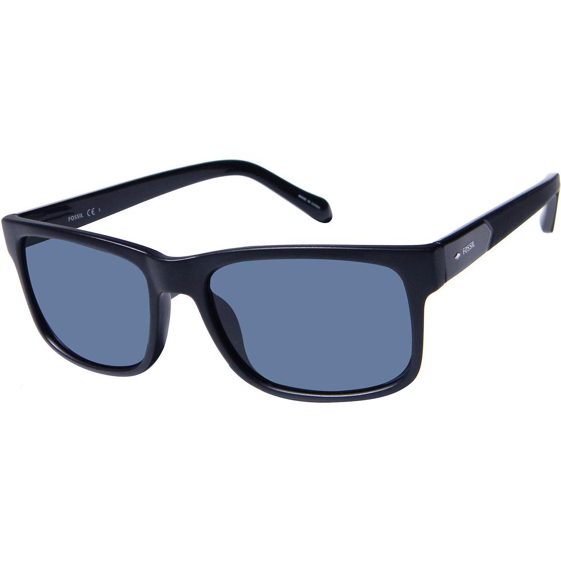 fbeed89153 Fossil Plastic Rectangle Gradient Sunglasses 3061s