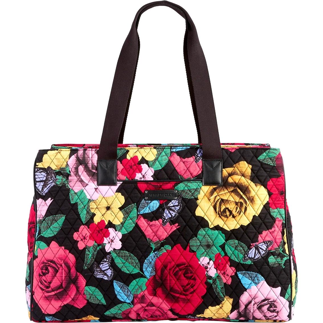 Triple Rose Tote bag