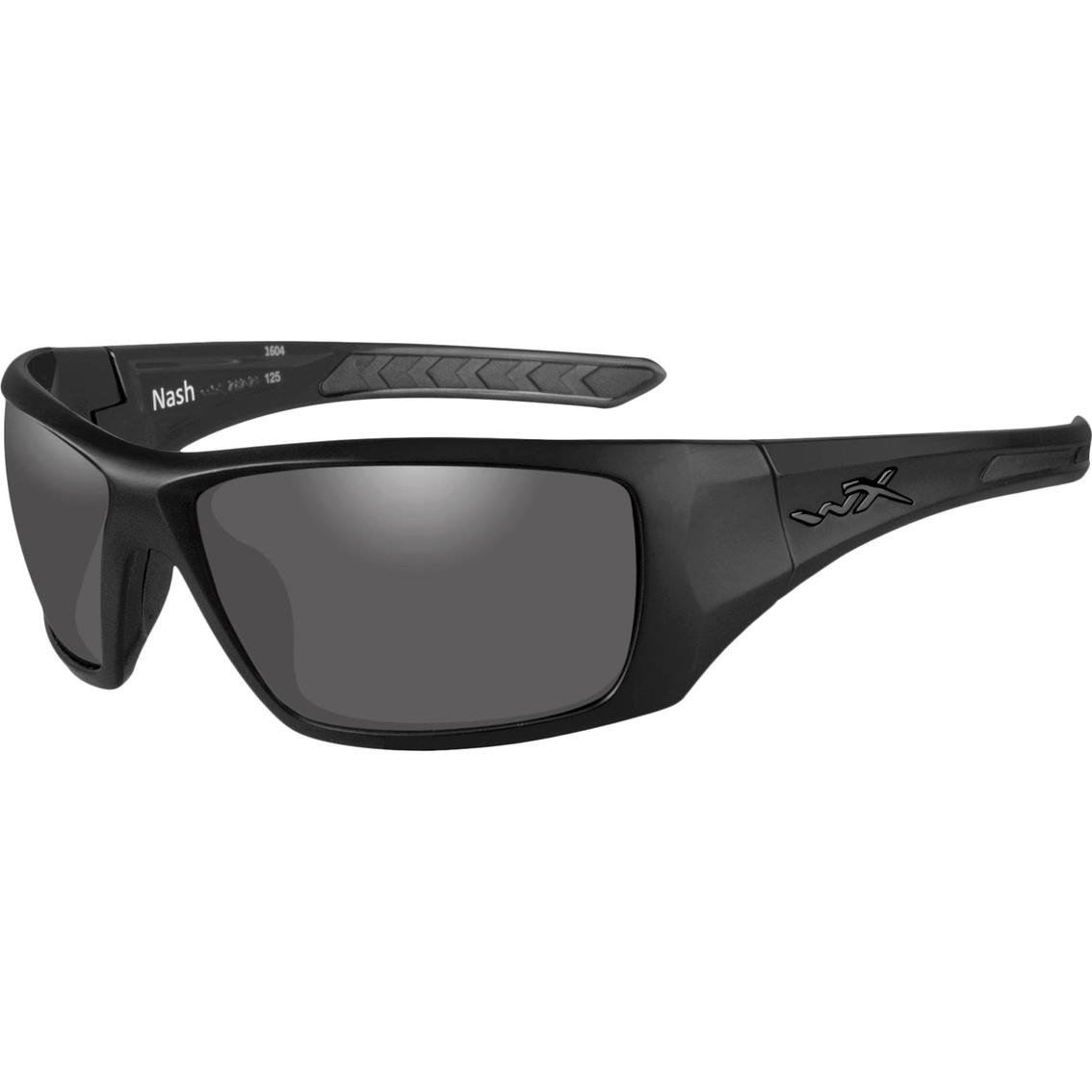 7290fcda4c Wiley X Nash Sunglasses Acnas01