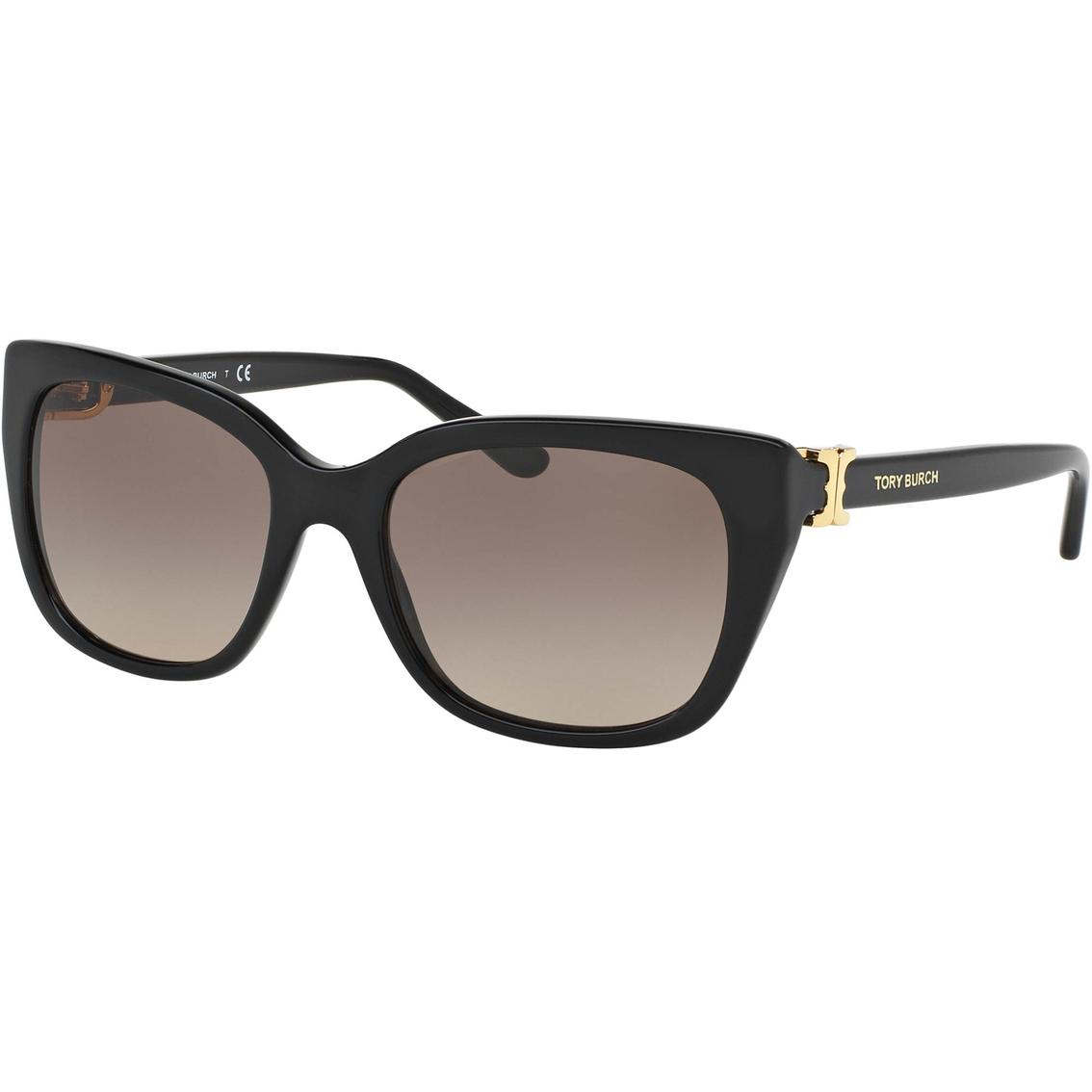 7f455dcbdf8 Tory Burch Cat Eye Sunglasses 0ty7099