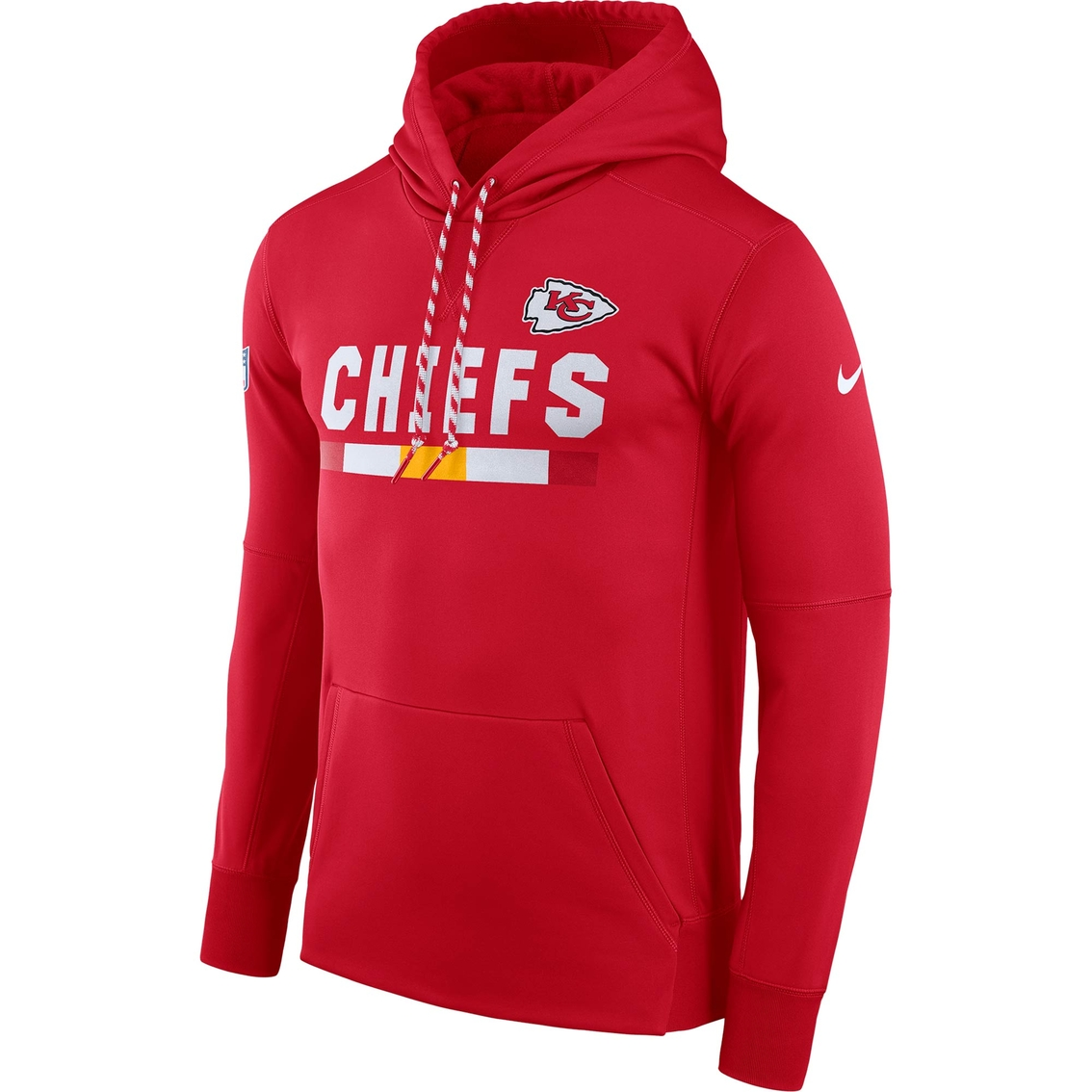 newest 5a385 5d8aa Nike Nfl Kansas City Chiefs Therma Hoodie | Hoodies ...