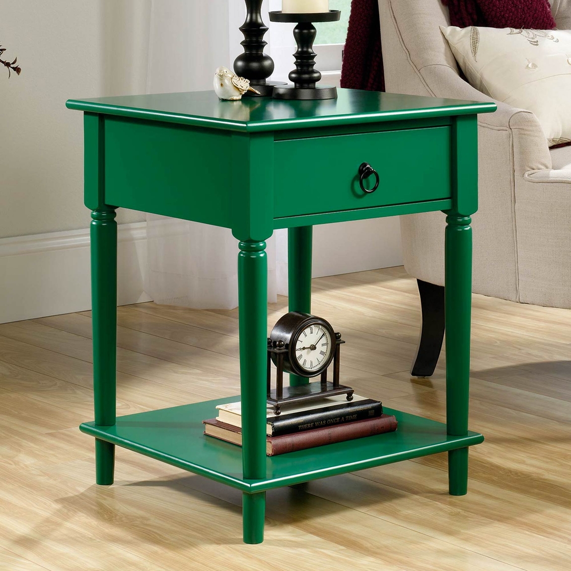 Sauder Palladia Side Table Living Room Tables Home