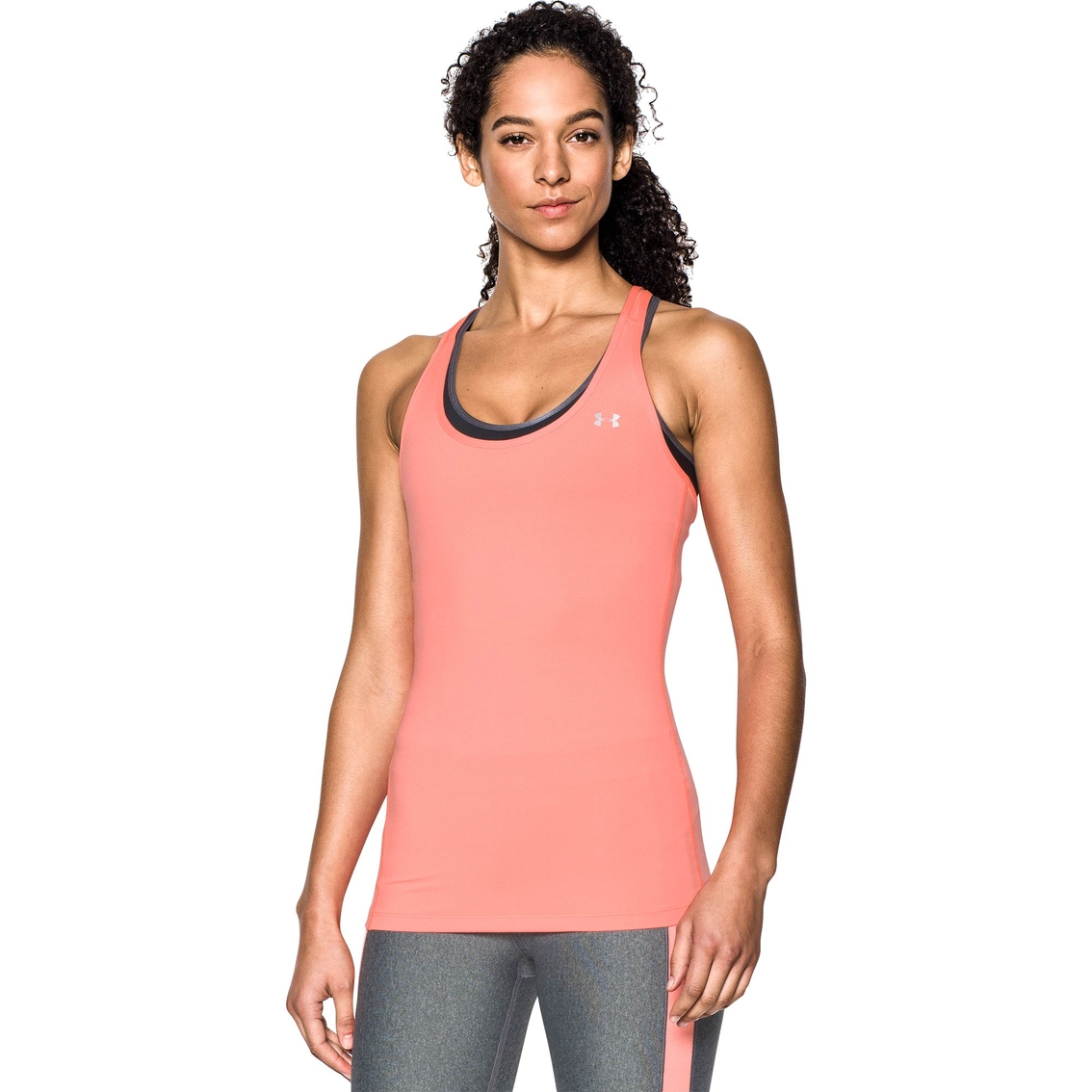 b7d4a8efa360a Under Armour Women's Ua Heatgear Armour Racer Tank | Tops | Apparel ...