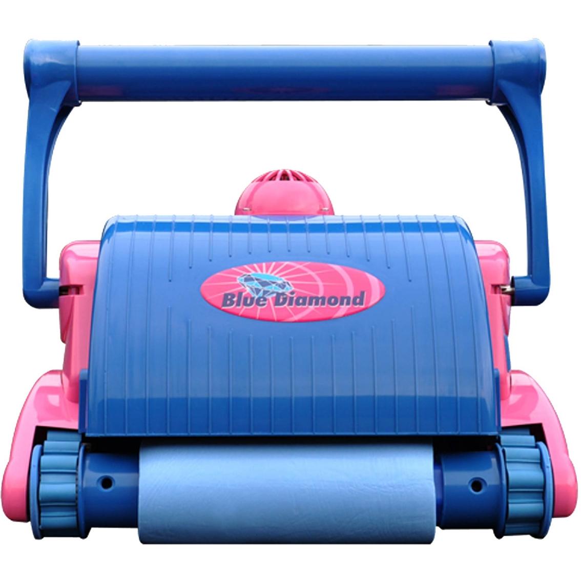 Water Tech Pool Blaster Blue Diamond Robotic Pool Cleaner