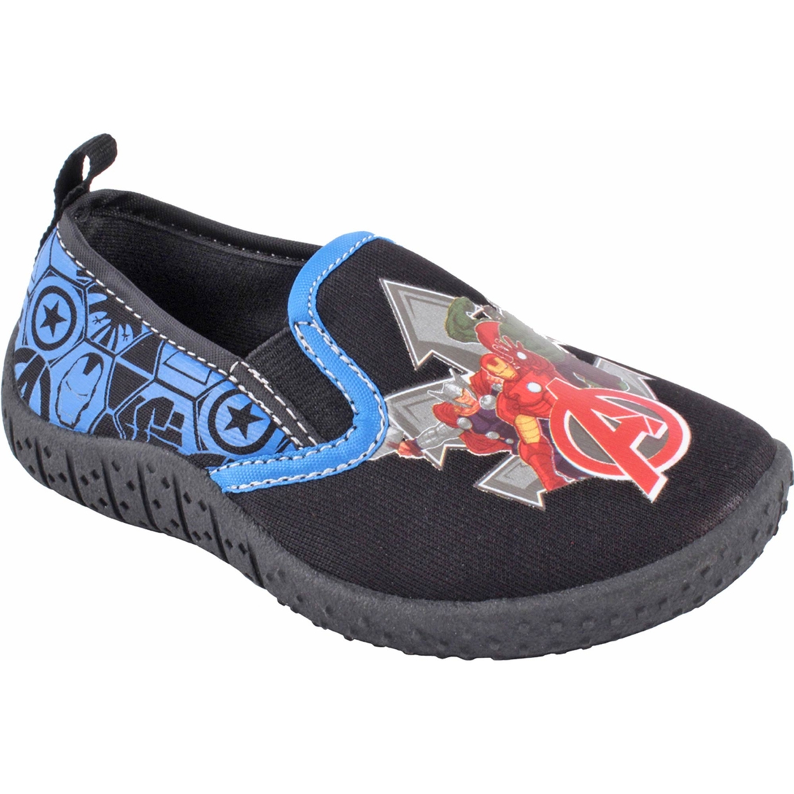 trimfoot toddler boys marvel athletic shoes