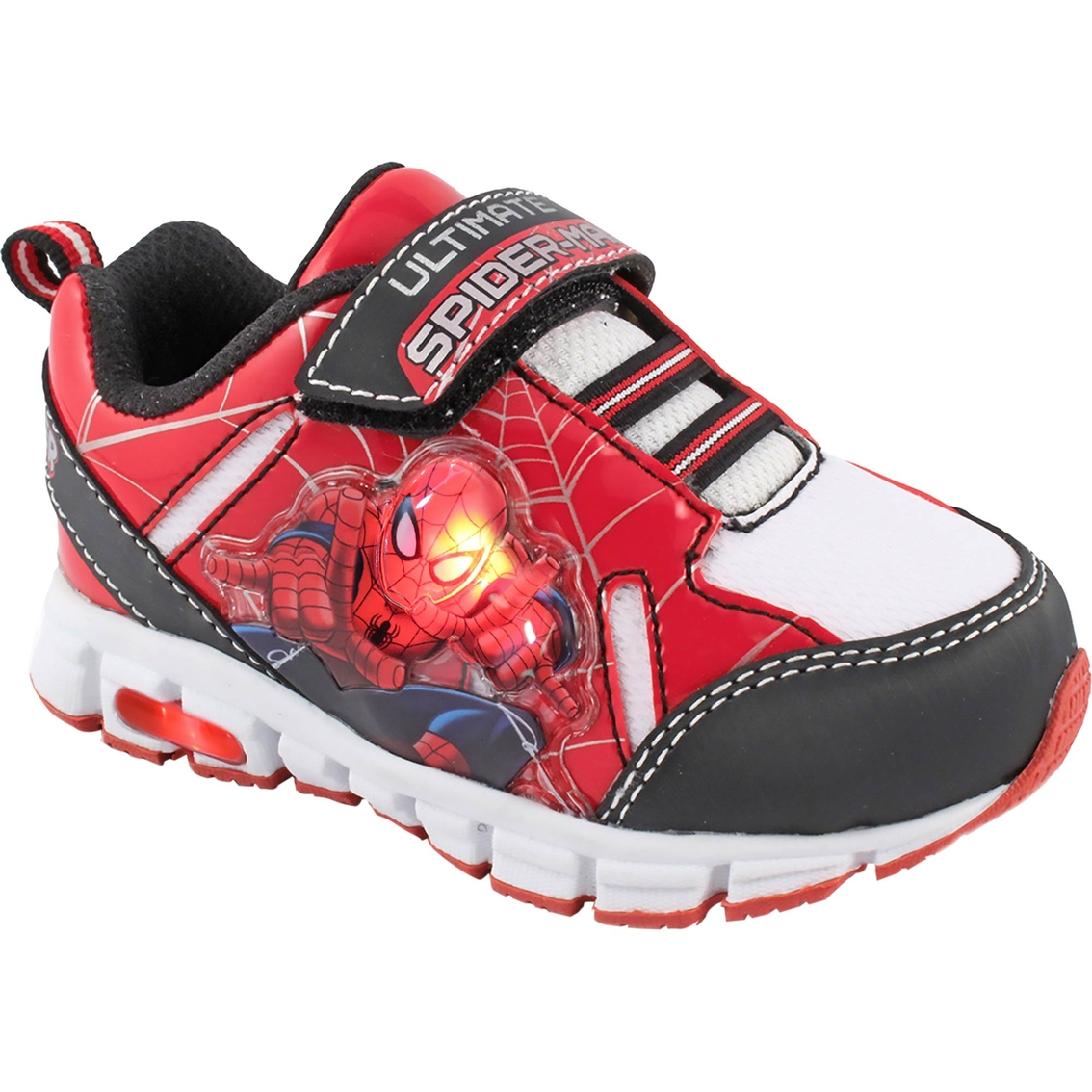 2719a33c96f Trimfoot Toddler Boys Marvel Spiderman Light Up Sneakers | Casual ...
