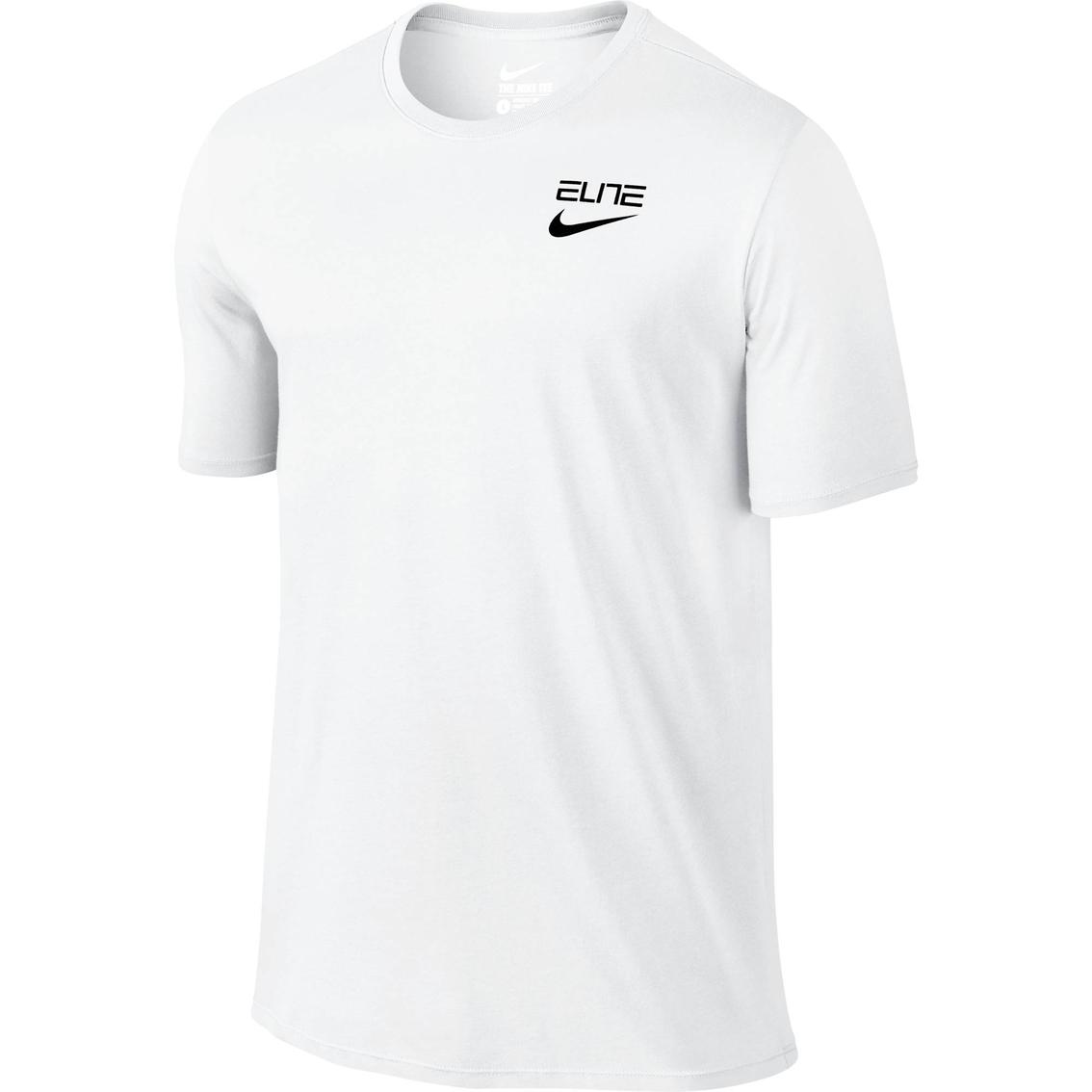 0530773b3163 Nike Elite Back Stripe Tee