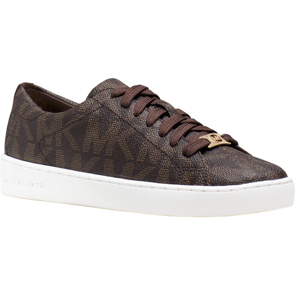 c708eb13c4 Michael Kors Women's Keaton Lace Up Sneakers | Casuals | Shoes ...