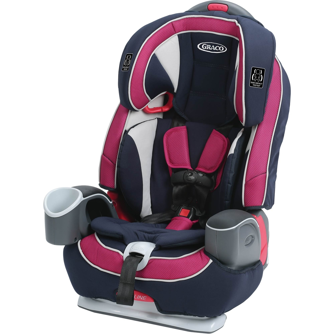 Graco Nautilus 65 LX 3 In 1 Booster Seat