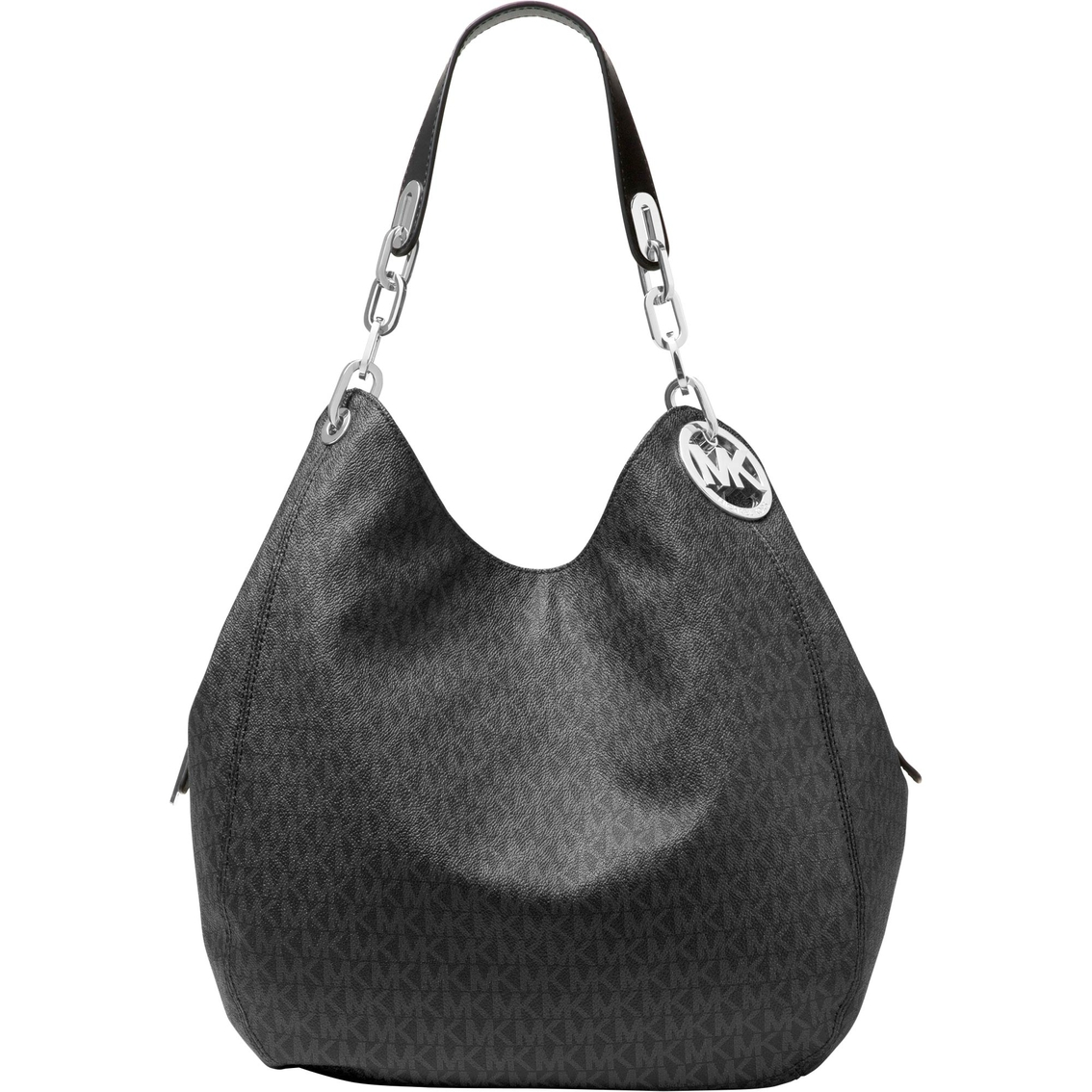 a4b43d15a643 Michael Kors Fulton Large Shoulder Tote