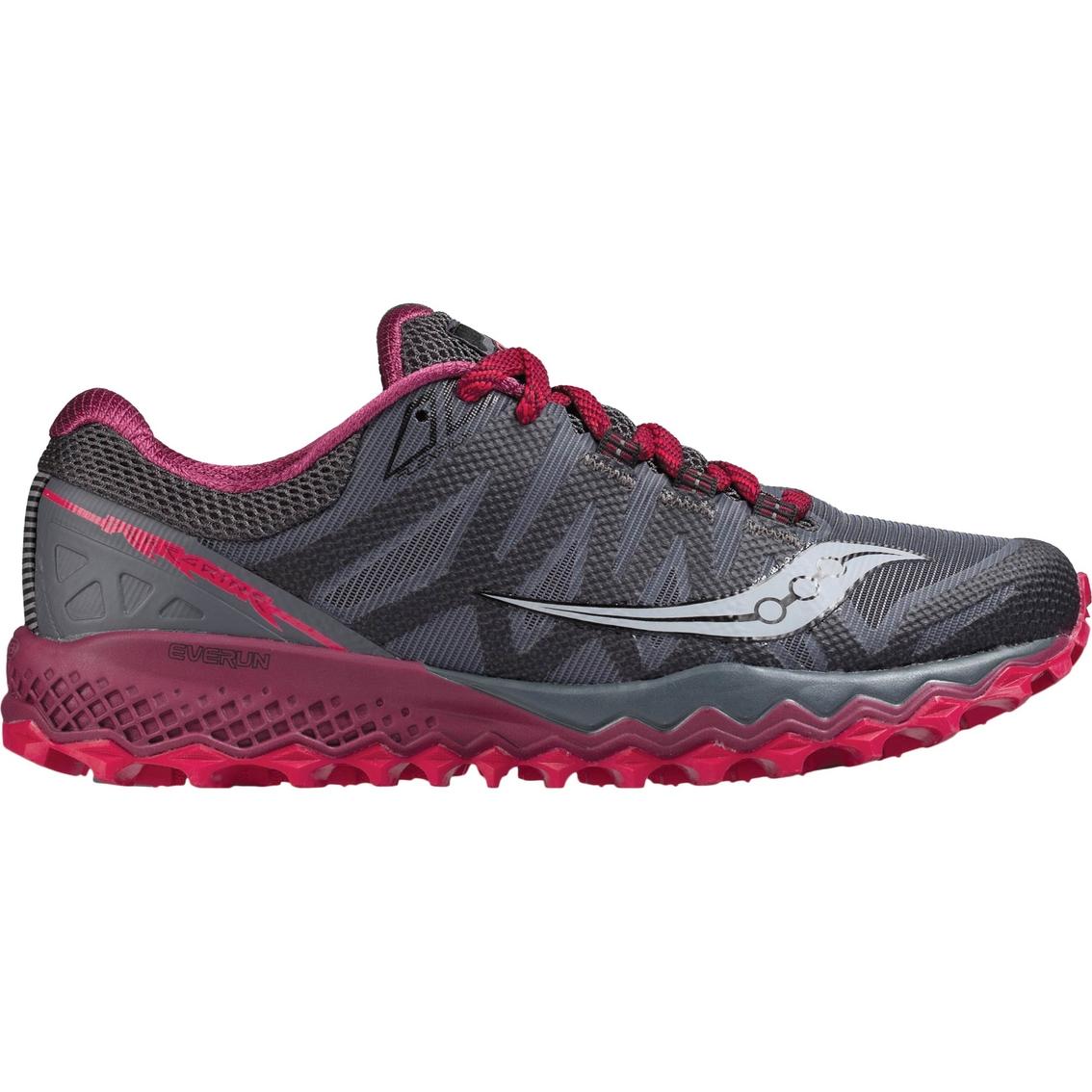 4a10b0dd86a5 Saucony Womens Peregrine 7 Trail Running Shoes