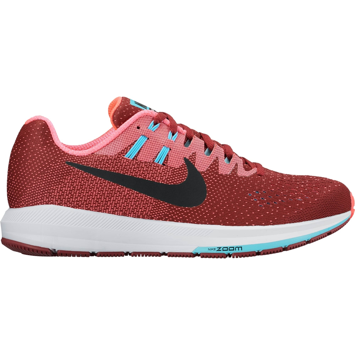 3d987d35735b1 Nike Women s Air Zoom Structure 20 Running Shoes