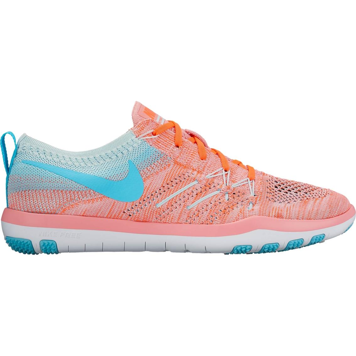 69608b3daa054 Nike Women s Free Tr Focus Flyknit Training Shoes