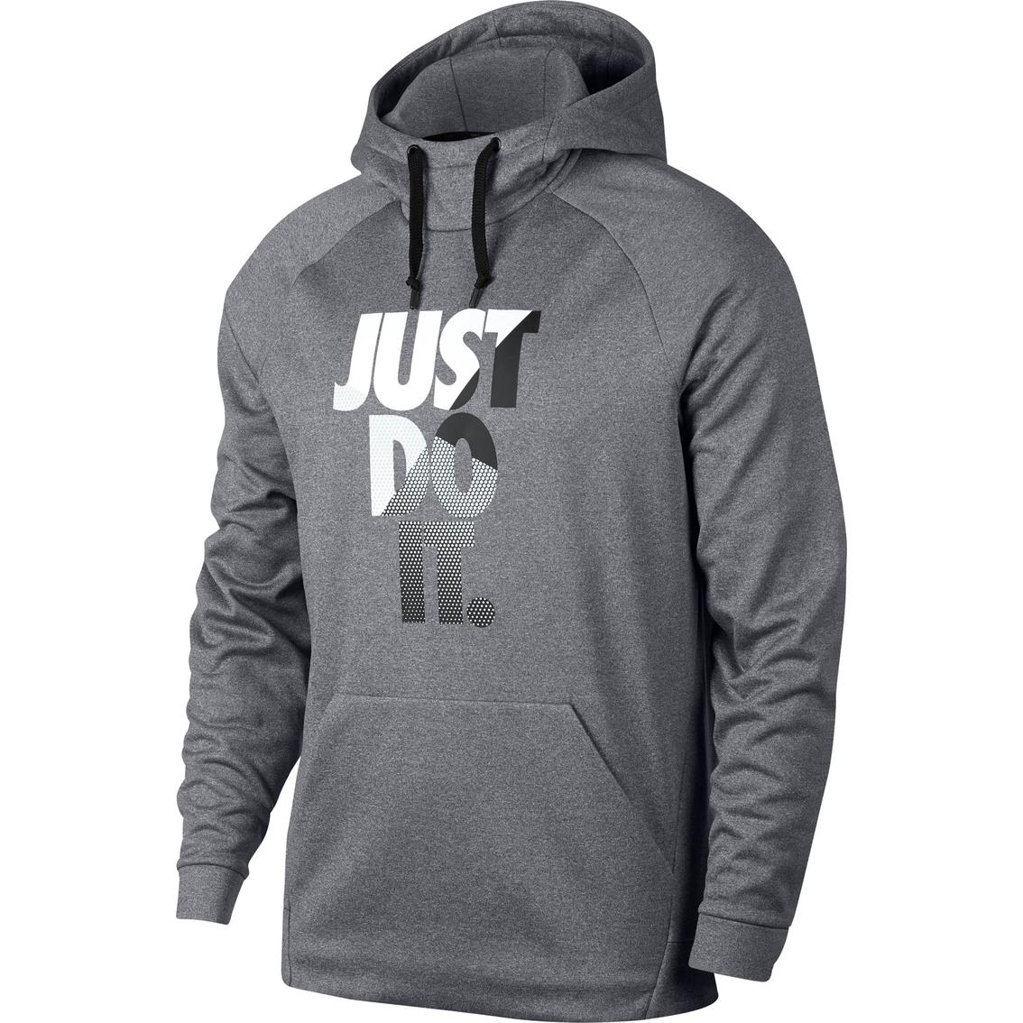 Nike Just Do It Therma Training Hoodie | Hoodies & Jackets ...
