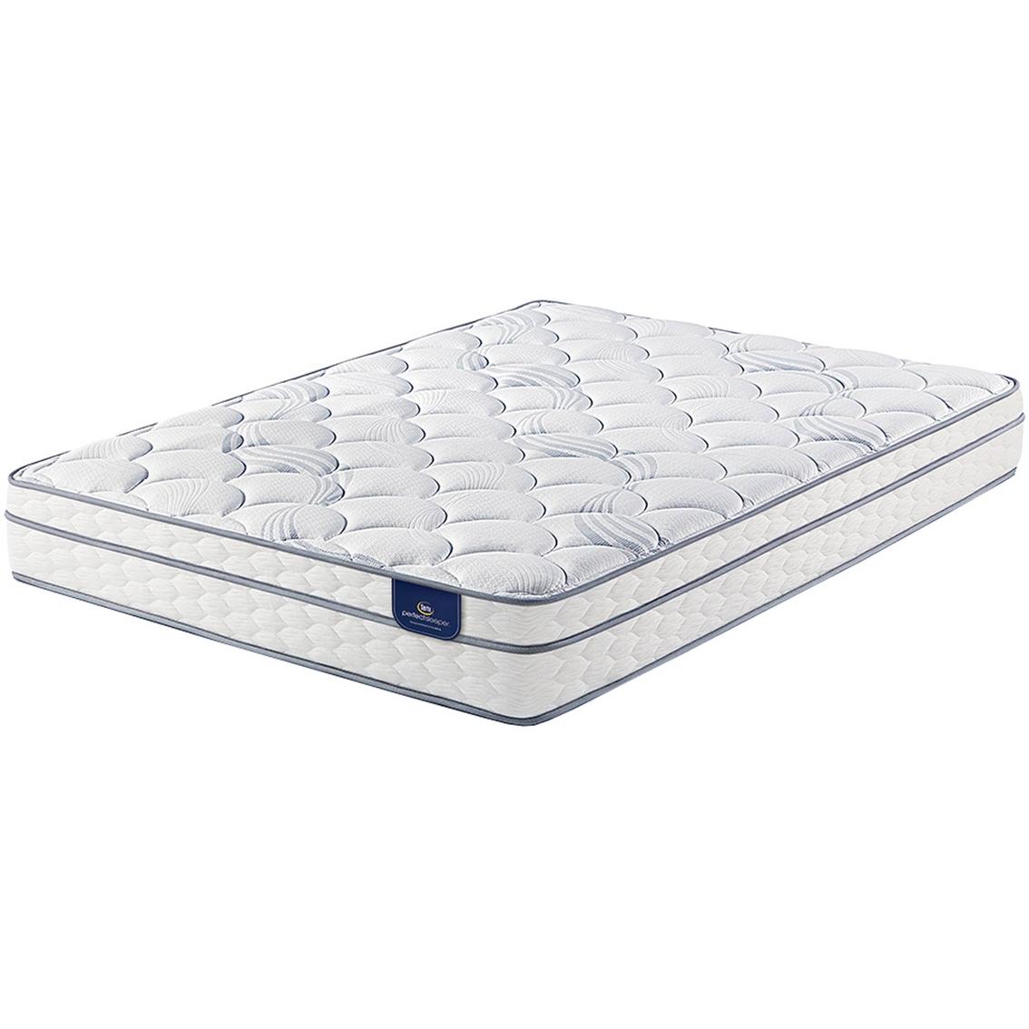 Serta Perfect Sleeper Overbrook Euro Top Mattress Saturday Wk 77