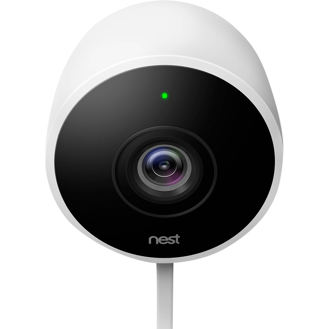 nest cam outdoor security camera home security more. Black Bedroom Furniture Sets. Home Design Ideas