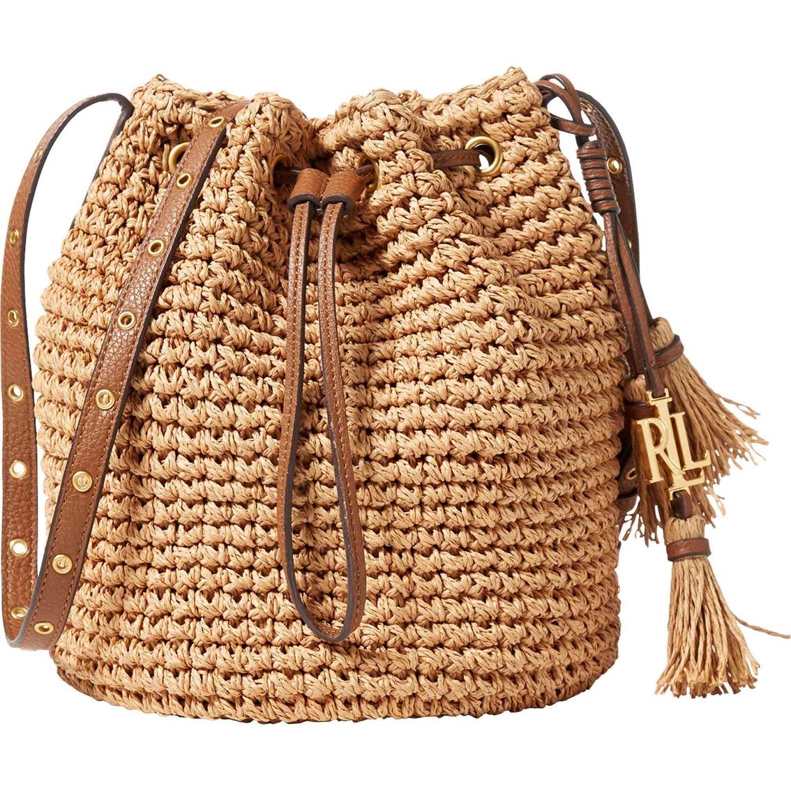 Lauren Ralph Lauren Goswell Janice Drawstring Handbag