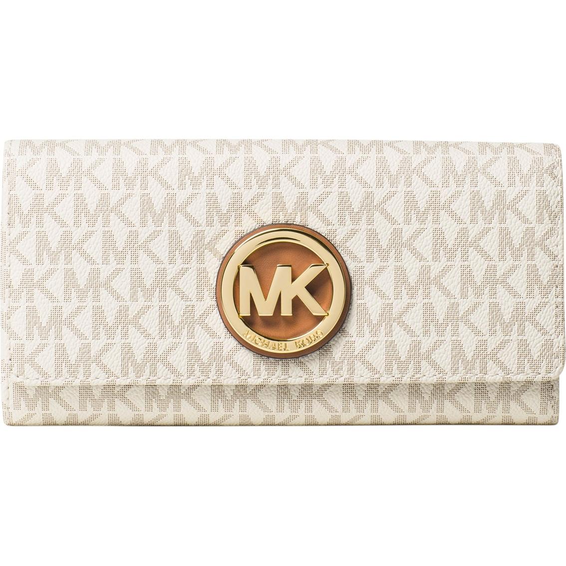 57a2c39a8c80 Michael Kors Fulton Carryall Wallet