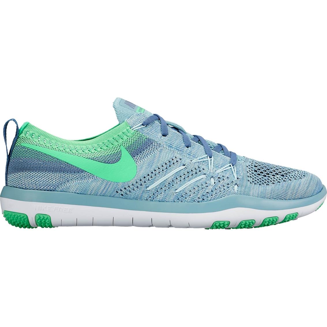 Nike Women's Free Tr Focus Flyknit Training Shoes | Cross