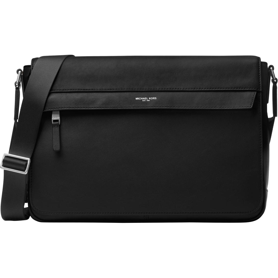 4c6c653970bf Michael Kors Odin Resina Large Messenger Bag