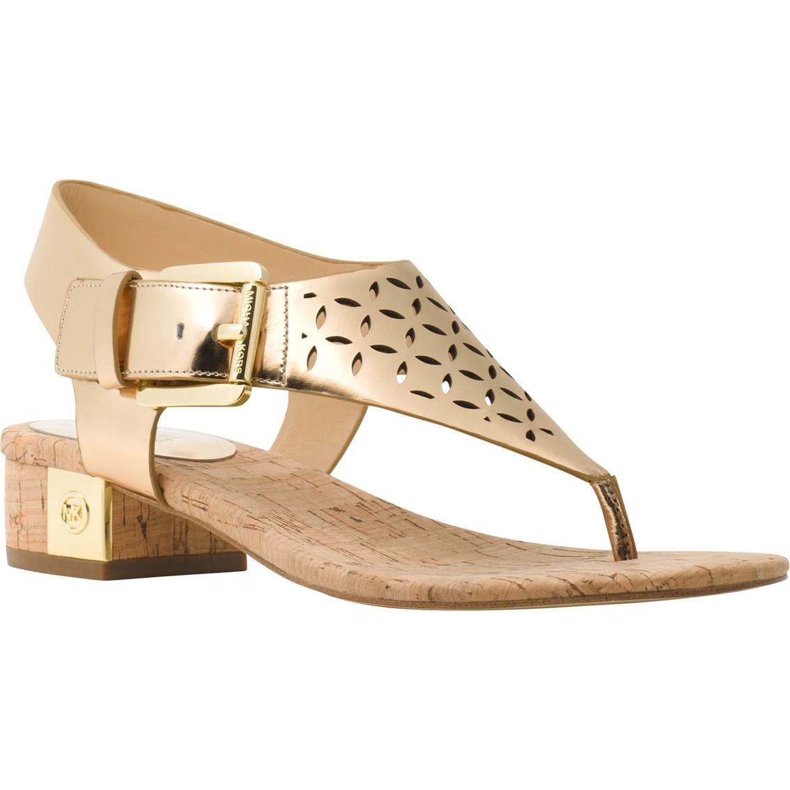 64907b0620f Michael Kors London Thong Sandals