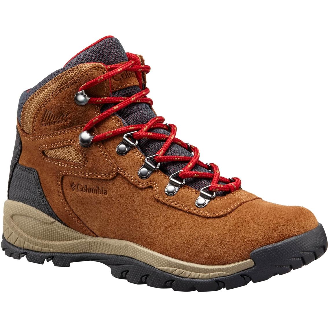100% quality on wholesale shop Columbia Women's Newton Ridge Plus Amped Wide Trail Boots ...