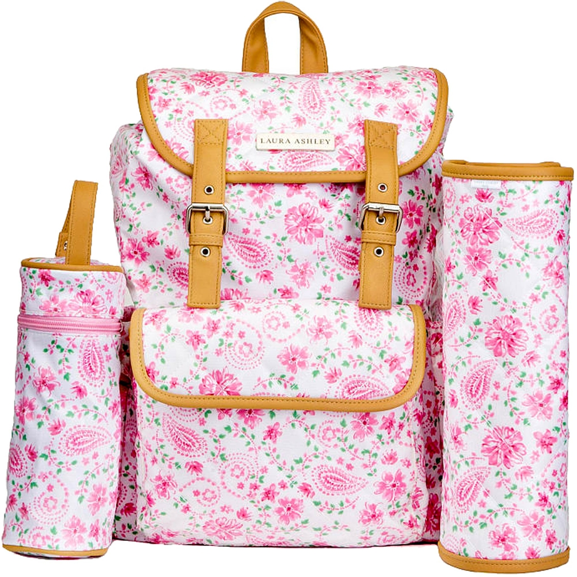 Laura Ashley Diaper Bag Backpack