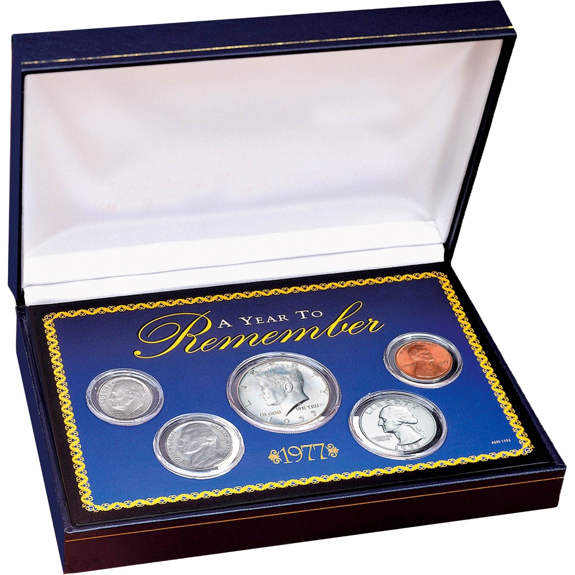 NEW American Coin Treasures Year To Remember Coin Box Set 1968