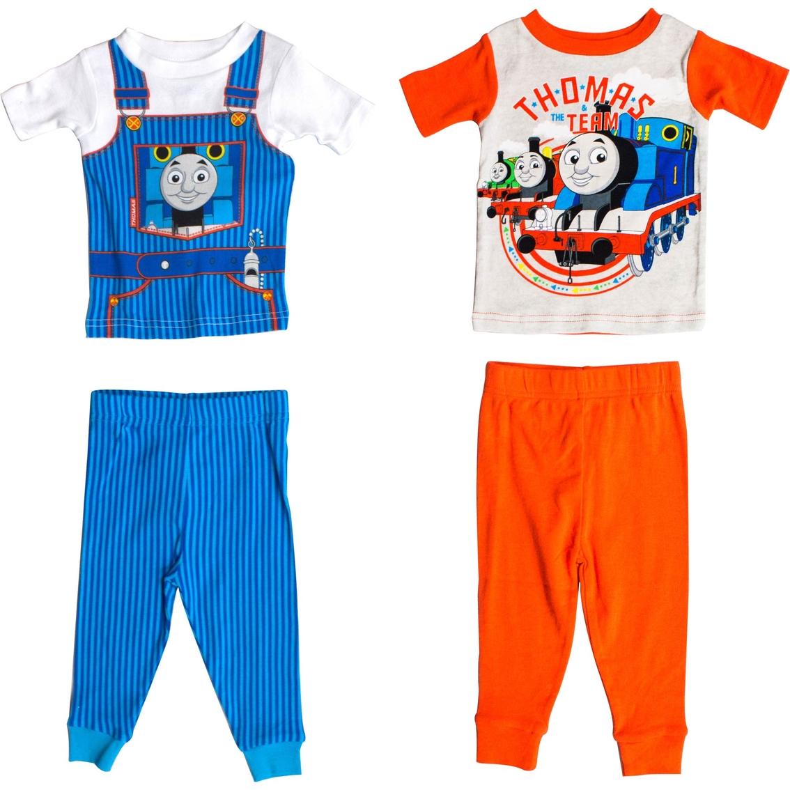 e1b0fa525 Disney Infant Boys Thomas The Train 4 Pc. Pajama Set