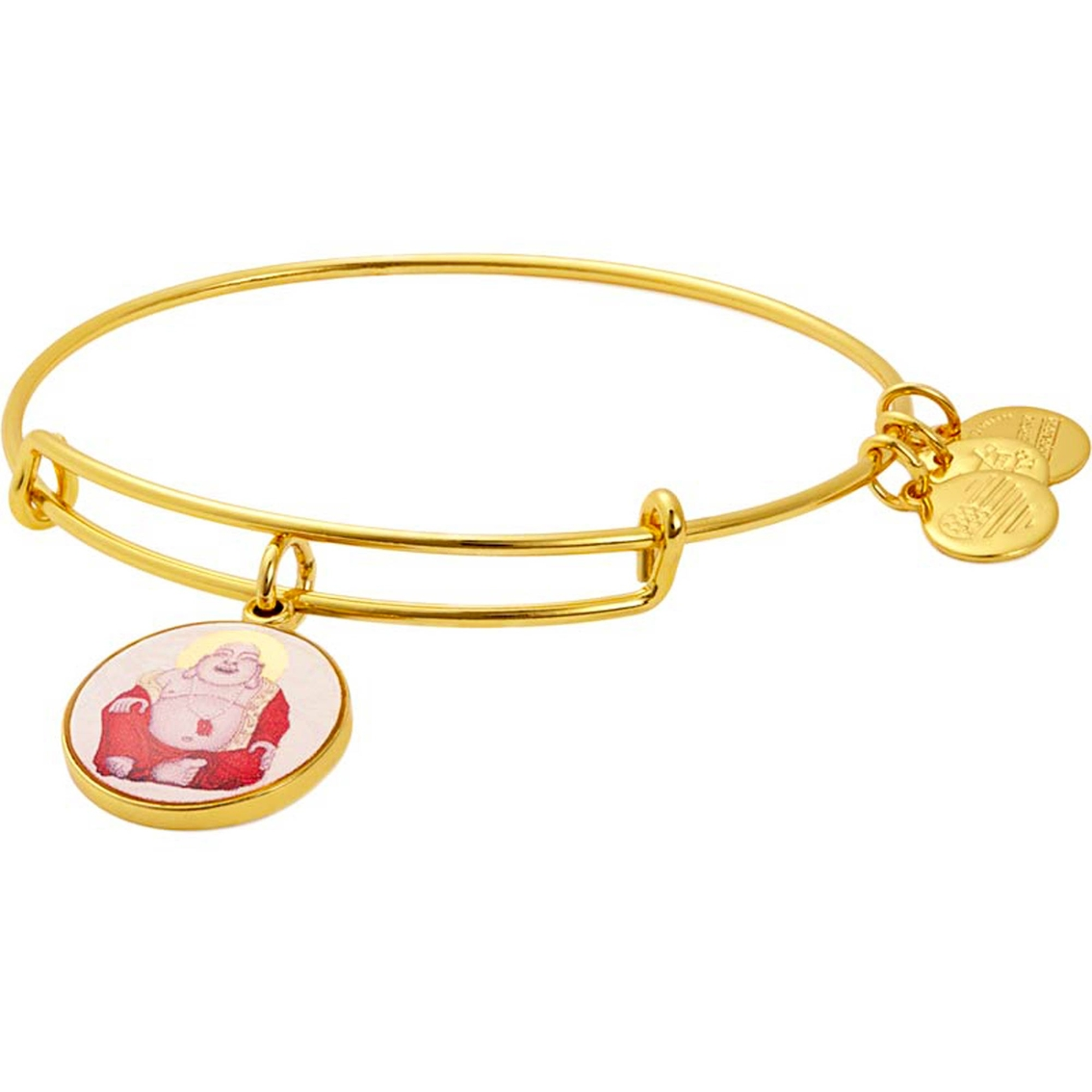 Alex and Ani Buddha II Bangle Bracelet