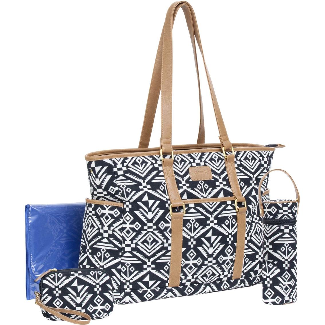 Carter S Studio Tote Aztec Diaper Bag Diaper Bags