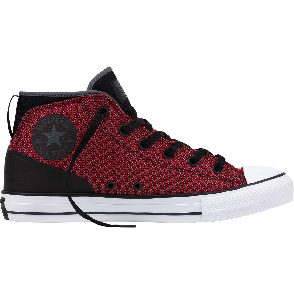 9bba631028da Converse Men s Chuck Taylor All Star Syde Street Mid Shoes ...