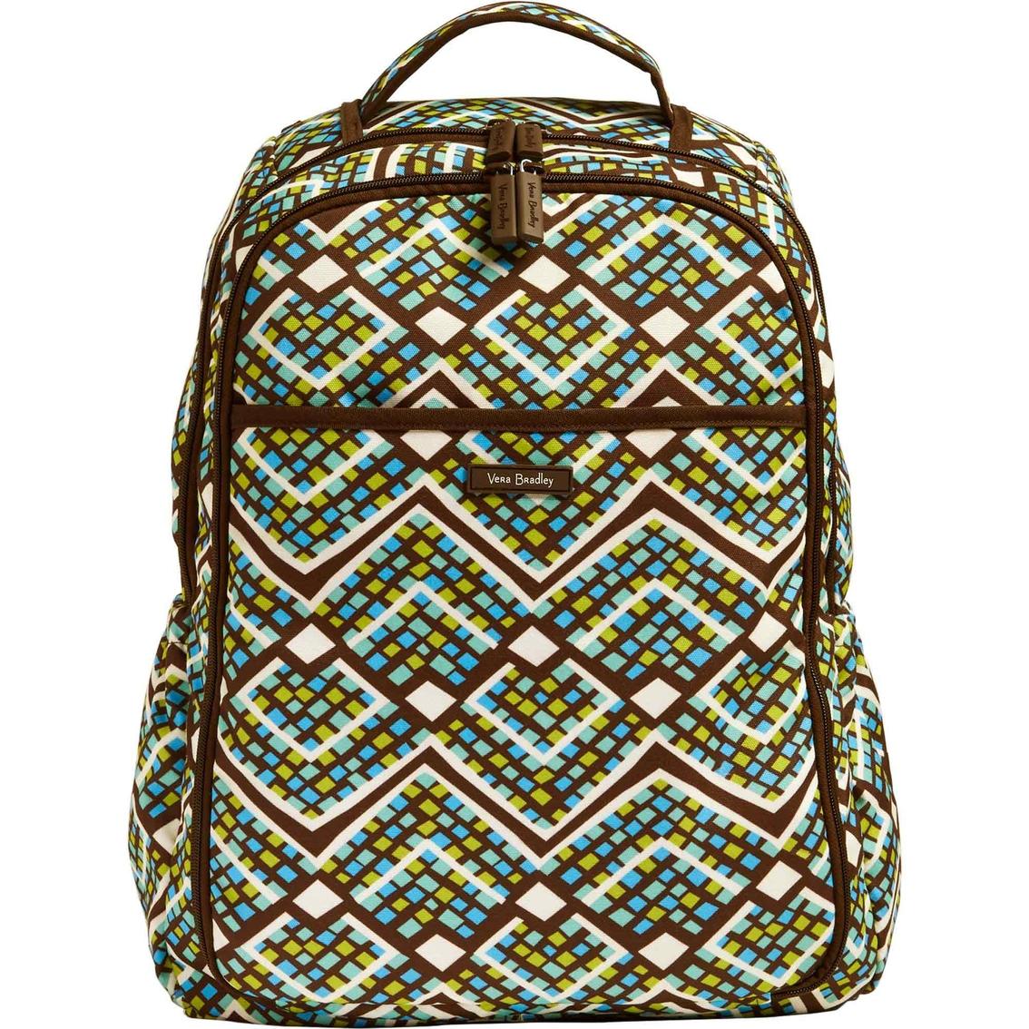 Vera Bradley Backpack Baby Bag Rain Forest