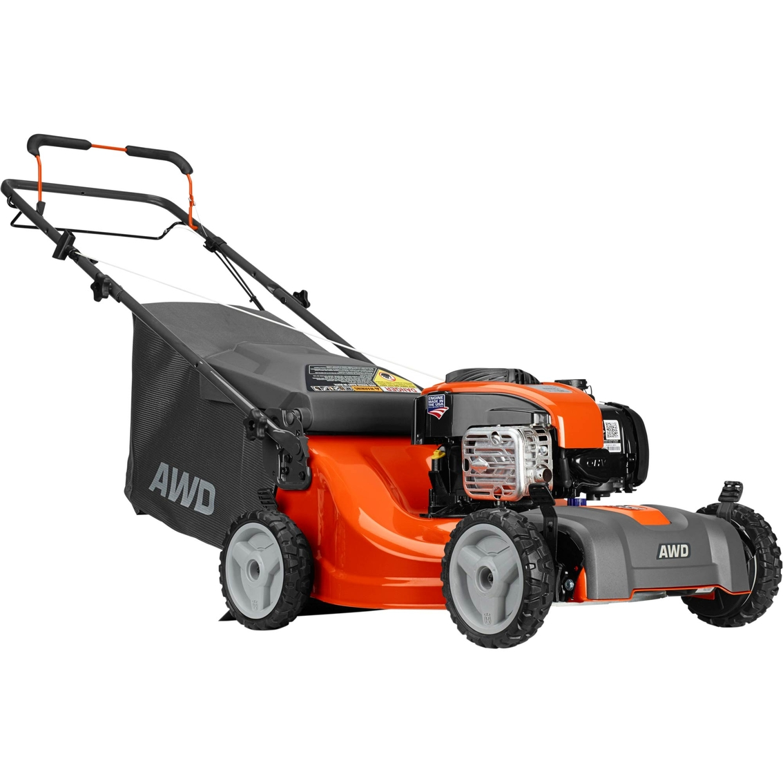 Husqvarna Lc221a Self Propelled Gas Lawn Mower With