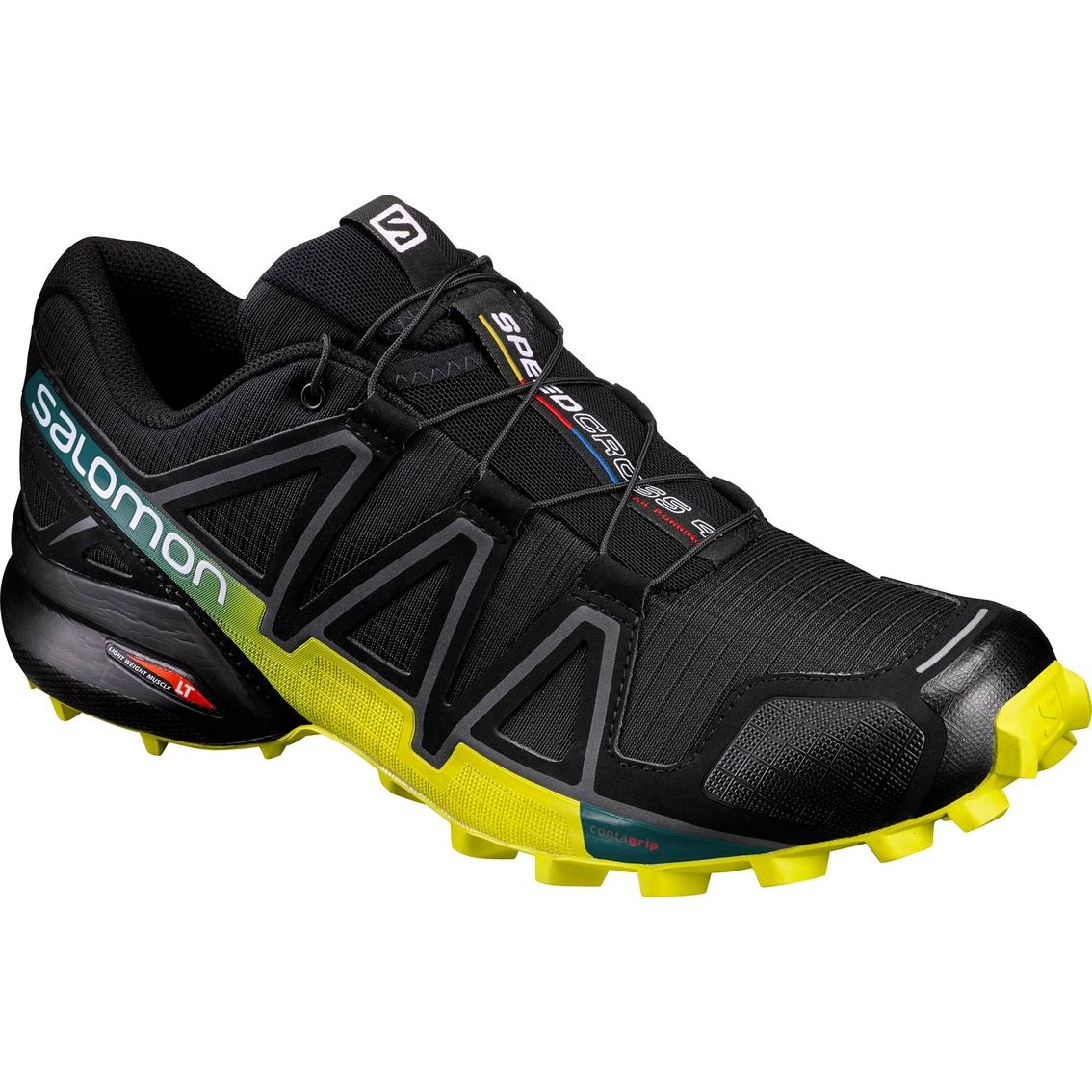 Salomon Men's Speedcross 4 Trail Shoes