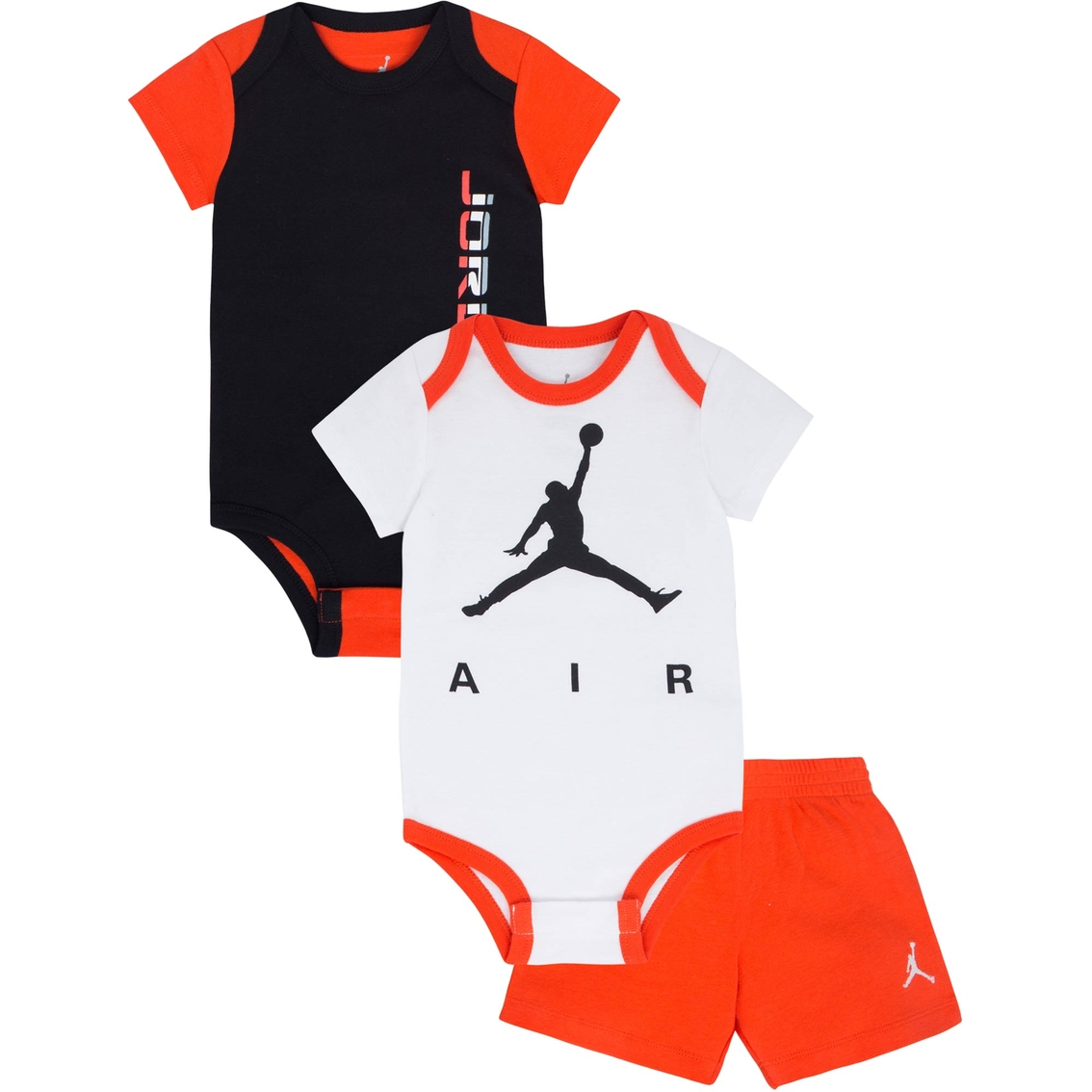 da187e2b5293af Jordan Infant Boys Air Jordan 3 Pc. Creeper Pant Set