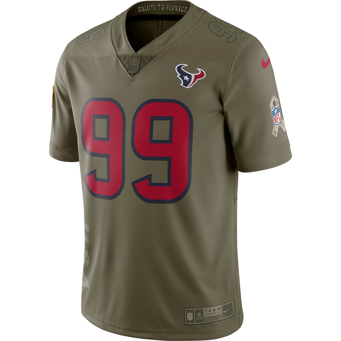 9466ddf37 houston texans salute to service hoodie Nike ...