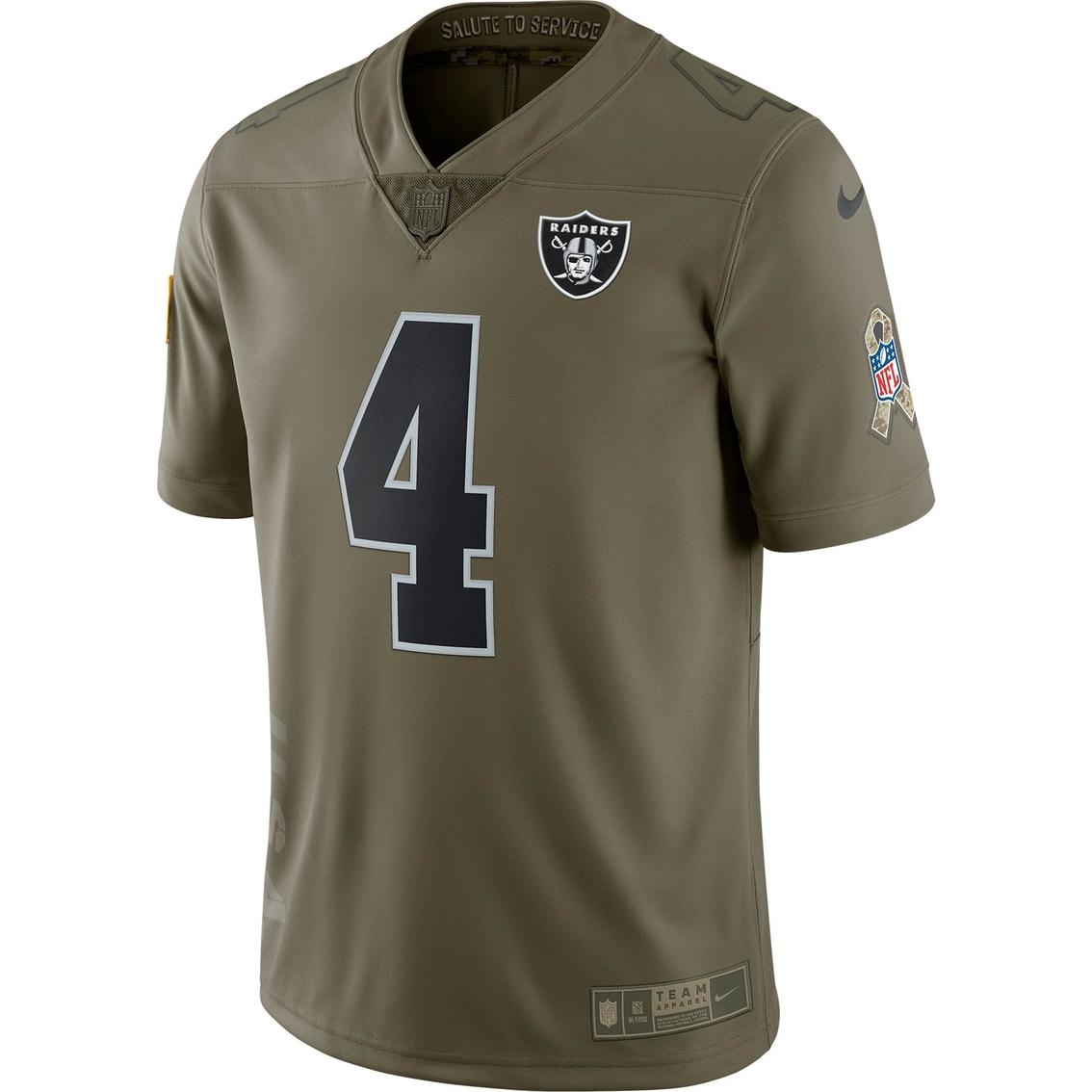 d2f0e765 Nike Nfl Oakland Raiders Carr Jersey | Jerseys | Sports & Outdoors ...