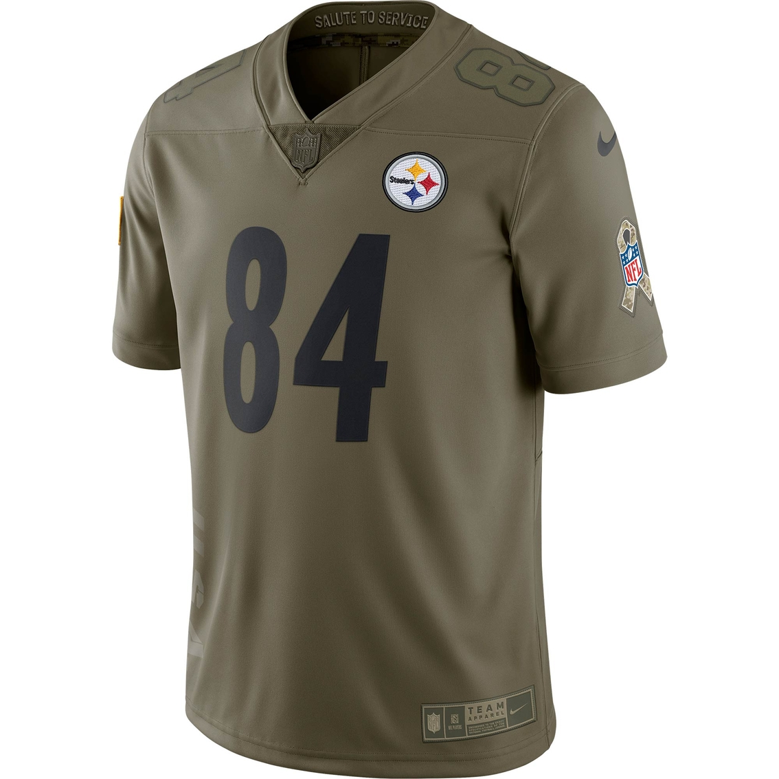 size 40 2bcdc 4f8ad Nike Nfl Pittsburgh Steelers Brown Jersey | Jerseys | Sports ...