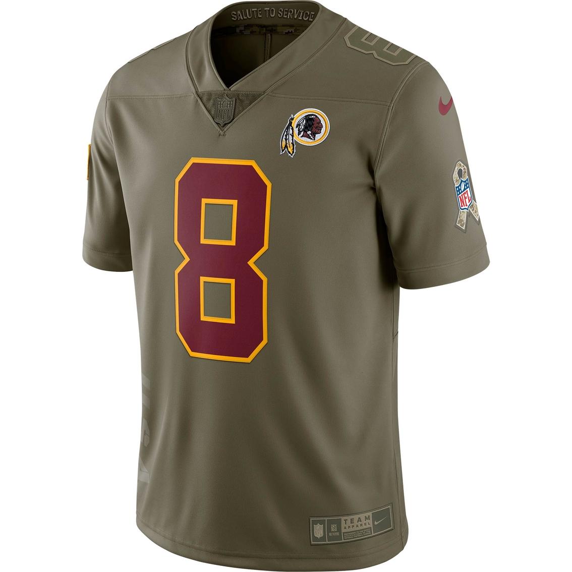 competitive price e0080 308aa Nike Nfl Washington Redskins Cousins Jersey | Jerseys ...