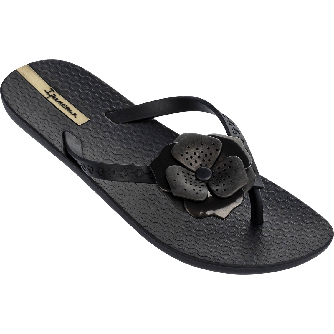 Ipanema Neo Petal Footbed Flower Ornament Sandals Flip Flops