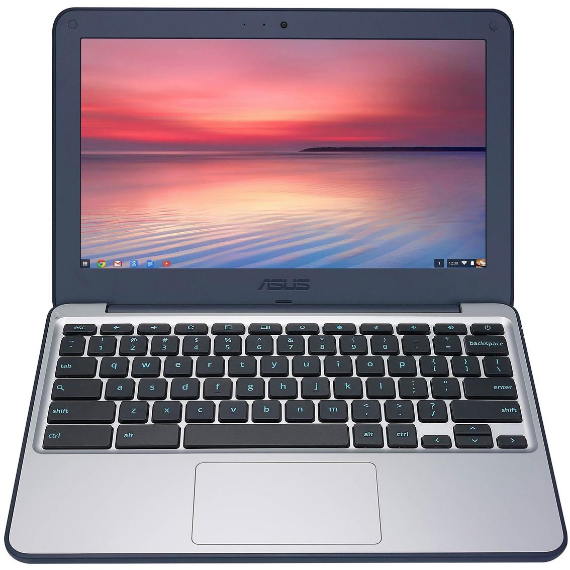 Asus 11 6 In  Celeron N3060 4gb 16gb Emmc Chromebook | Laptops