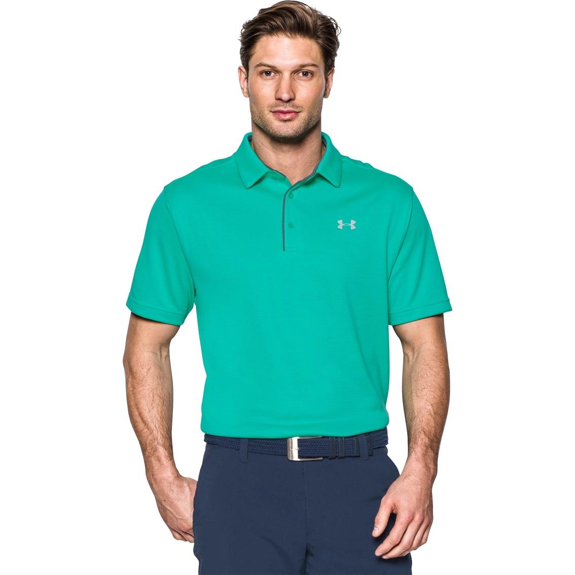 Under armour tech polo shirt men 39 s clearance shop for Under armour men s shirts clearance