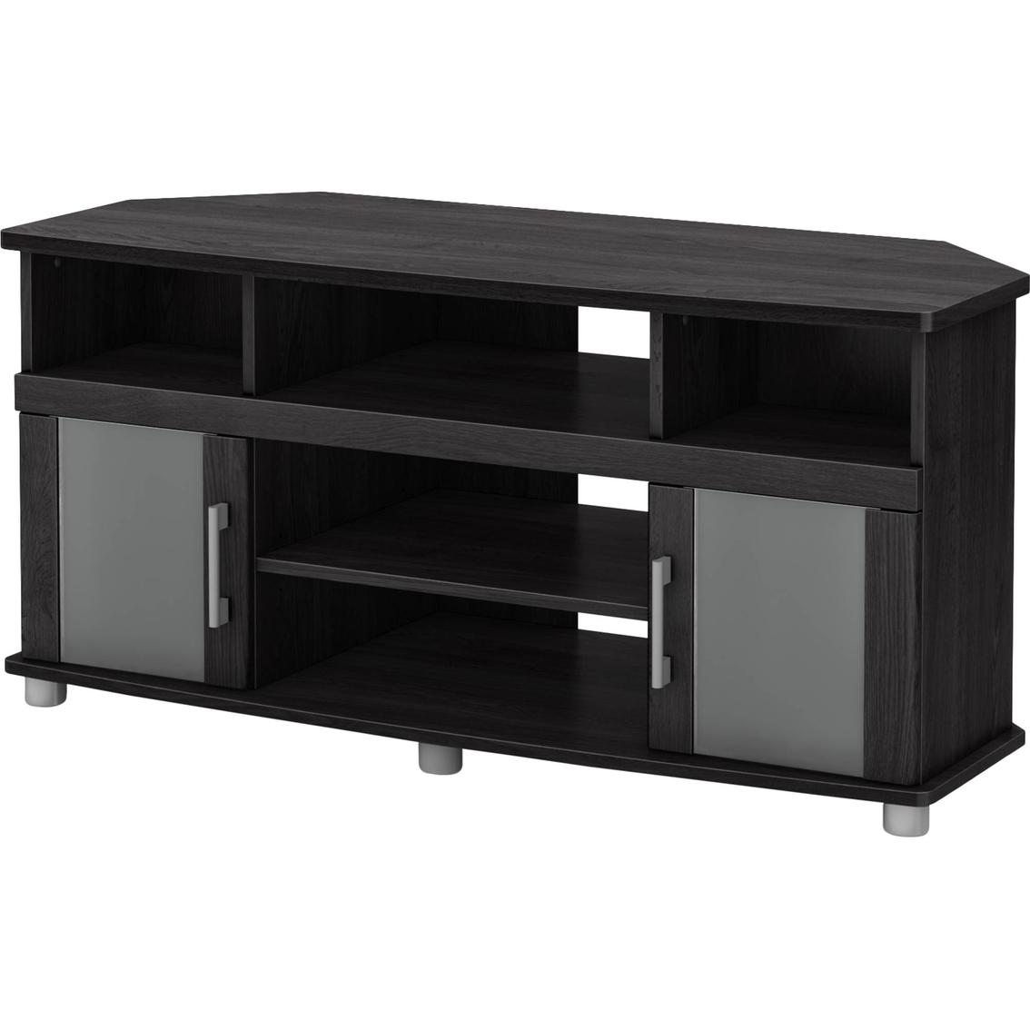 South Shore City Life Corner Tv Stand Media Furniture Home