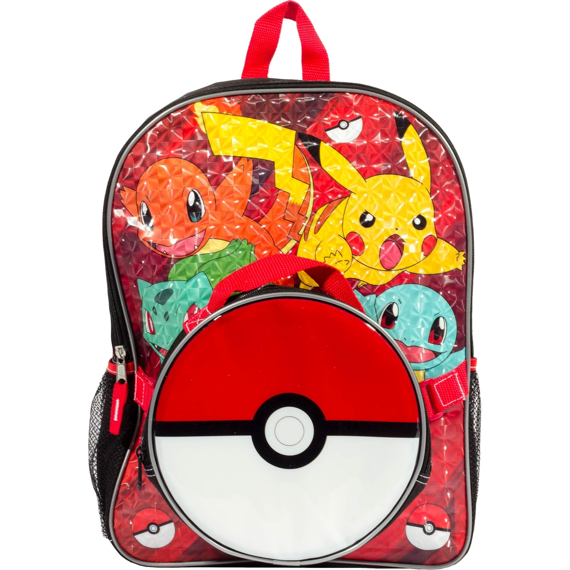 Nintendo Pokemon Backpack With Lunch Kit  d0f76f81e069f