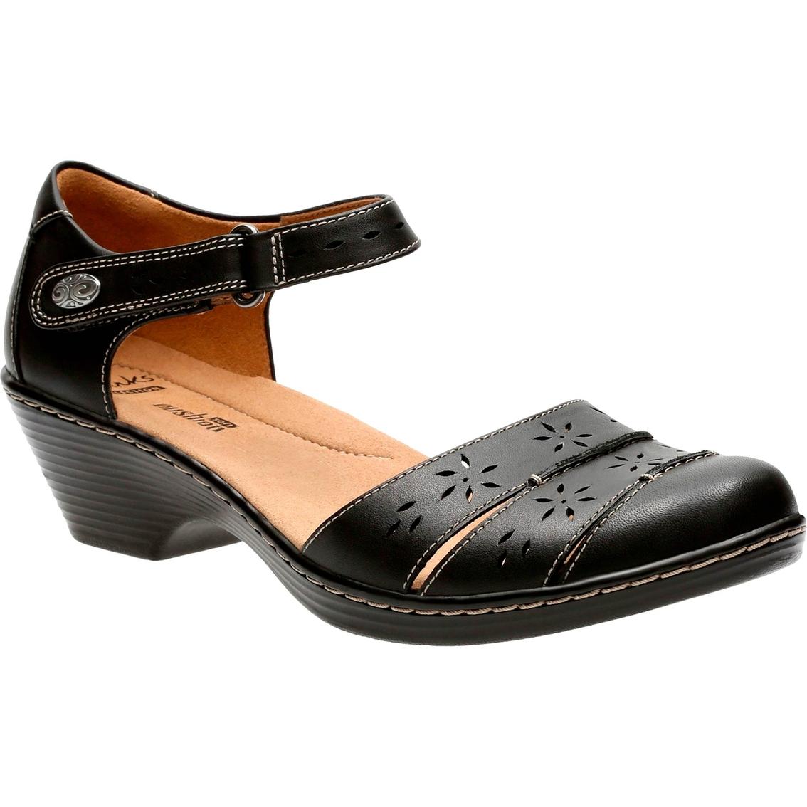 4ca9aaee94c15 Clarks Wendy Leehi Close Toe Instep Strap Sandals