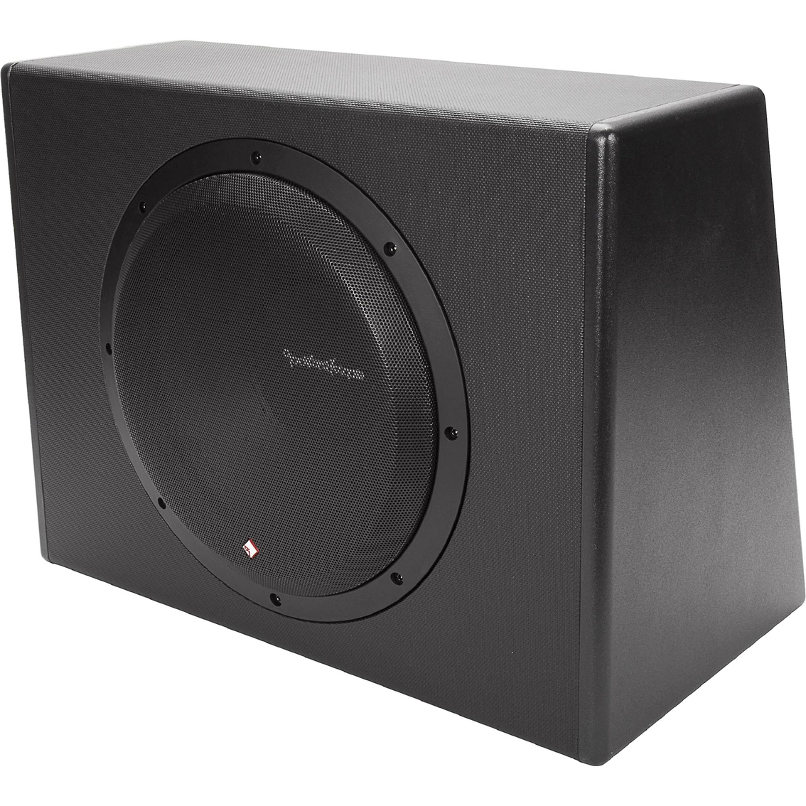rockford fosgate 12 in punch p30012 single powered. Black Bedroom Furniture Sets. Home Design Ideas