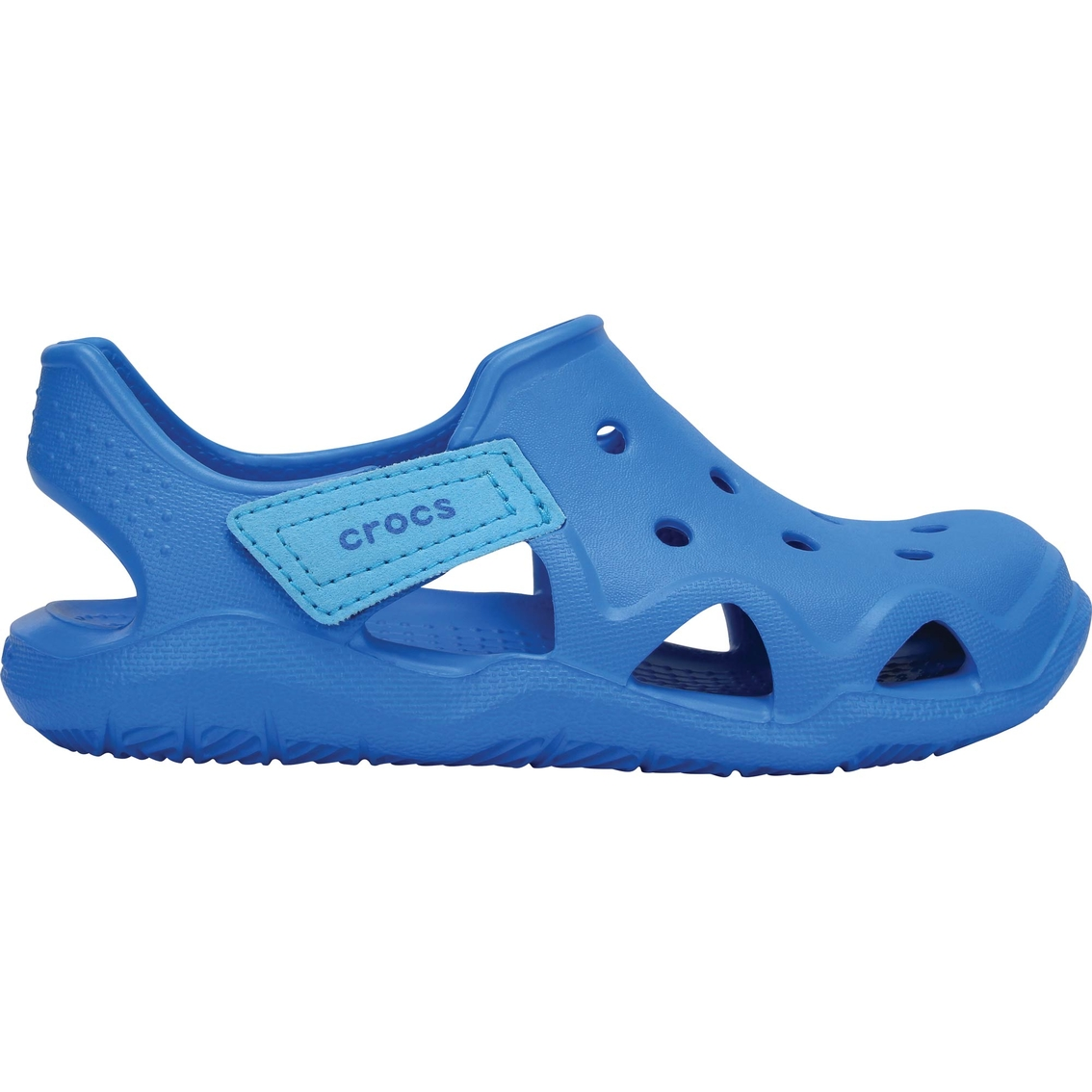8d1d69b04a54 Crocs Boys Swiftwater Wave Sandals