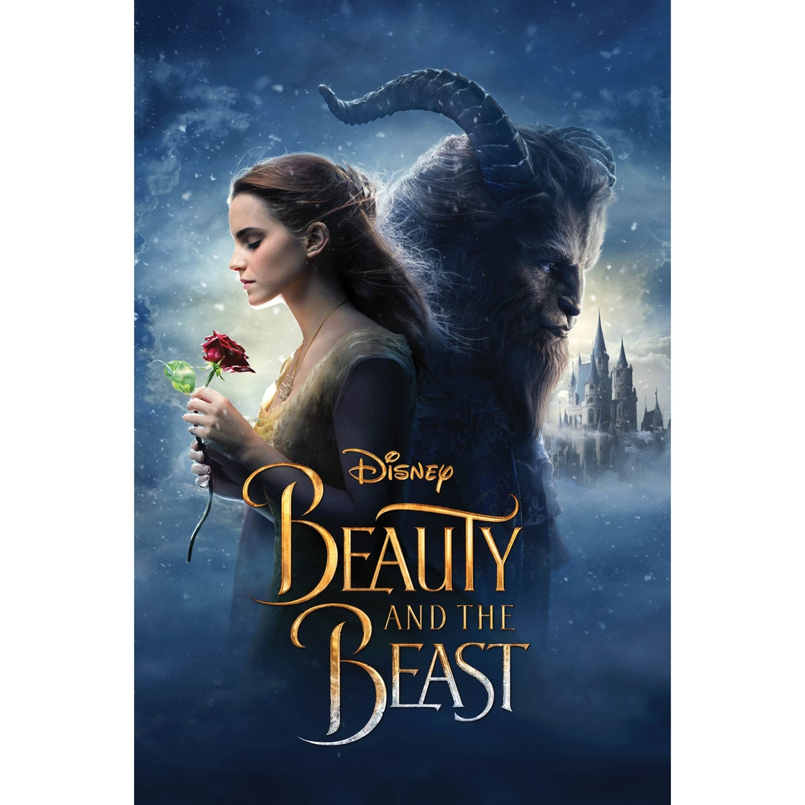 Beauty And The Beast Live Action Dvd Movies Amp Videos