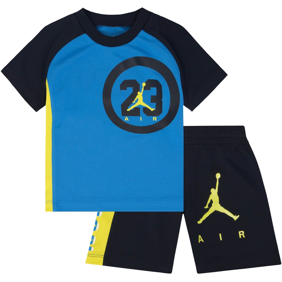 0db1230a0af Jordan Infant Boys 2 Pc. Tricot Tank And Shorts Set | Baby Boy 0-24 ...